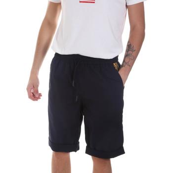 vaatteet Miehet Shortsit / Bermuda-shortsit Antony Morato MMSH00144 FA900118 Sininen