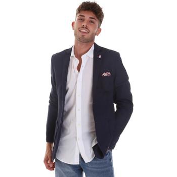 vaatteet Miehet Takit / Bleiserit Sseinse GAE606SS Sininen