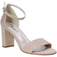 kengät Naiset Sandaalit ja avokkaat Grace Shoes 492001 Beige