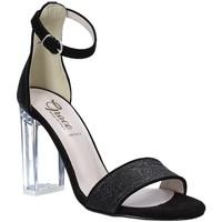 kengät Naiset Sandaalit ja avokkaat Grace Shoes 018TR003 Musta