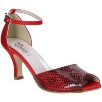 kengät Naiset Sandaalit ja avokkaat Grace Shoes 928008 Punainen