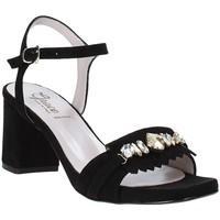 kengät Naiset Sandaalit ja avokkaat Grace Shoes 116V005 Musta