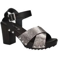 kengät Naiset Sandaalit ja avokkaat Keys 5864 Harmaa