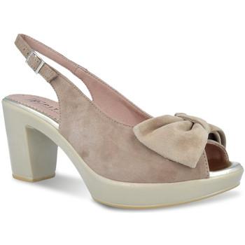 kengät Naiset Sandaalit ja avokkaat Pitillos 2901 Harmaa