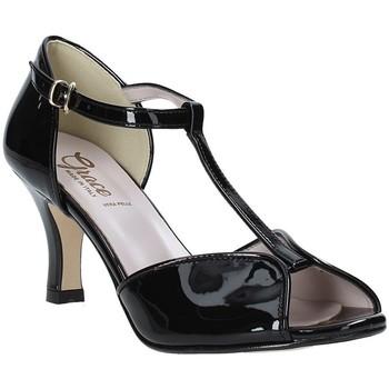 kengät Naiset Sandaalit ja avokkaat Grace Shoes 928010 Musta