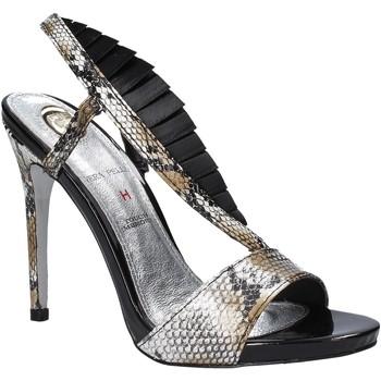 kengät Naiset Sandaalit ja avokkaat Osey SA0415 Musta