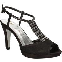 kengät Naiset Sandaalit ja avokkaat Osey SA0443 Musta