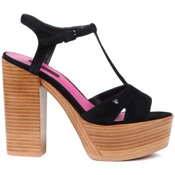 kengät Naiset Sandaalit ja avokkaat Fornarina PE17KY1012S000 Musta