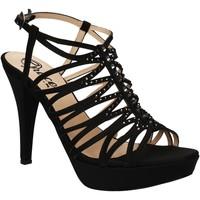 kengät Naiset Sandaalit ja avokkaat Grace Shoes 3023 Musta