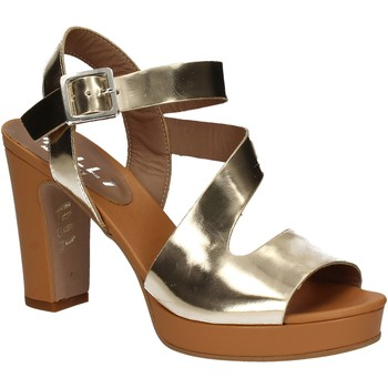 kengät Naiset Sandaalit ja avokkaat Mally 5180 Kulta