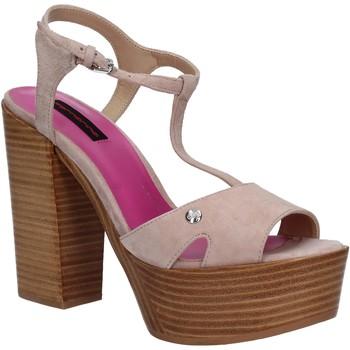 kengät Naiset Sandaalit ja avokkaat Fornarina PE17KY1012S067 Vaaleanpunainen