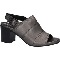 kengät Naiset Sandaalit ja avokkaat Marco Ferretti 660186 Harmaa