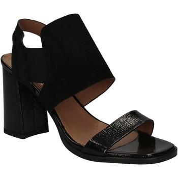 kengät Naiset Sandaalit ja avokkaat Mally 5228 Musta