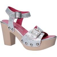 kengät Naiset Sandaalit ja avokkaat Fornarina PE17MI1022G090 Harmaa