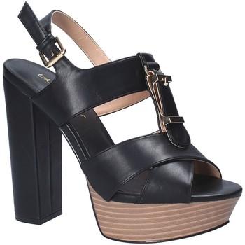 kengät Naiset Sandaalit ja avokkaat Byblos Blu 682358 Musta