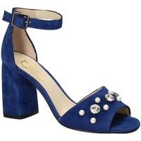 kengät Naiset Sandaalit ja avokkaat Grace Shoes 536 Sininen