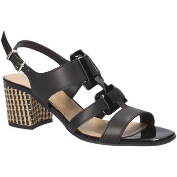 kengät Naiset Sandaalit ja avokkaat Keys 5711 Musta
