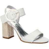 kengät Naiset Sandaalit ja avokkaat Keys 5726 Valkoinen