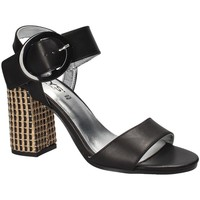 kengät Naiset Sandaalit ja avokkaat Keys 5726 Musta