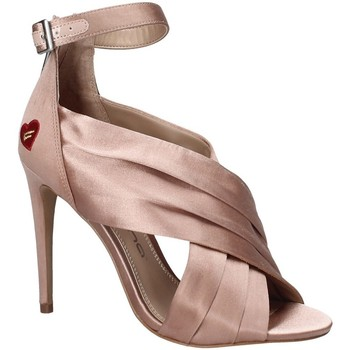 kengät Naiset Sandaalit ja avokkaat Fornarina PI18NK1029O066 Vaaleanpunainen