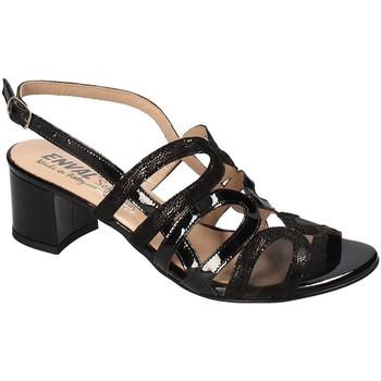 kengät Naiset Sandaalit ja avokkaat Enval 3298300 Musta
