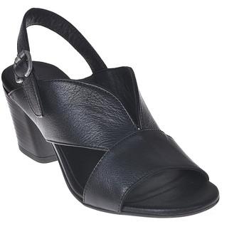 kengät Naiset Sandaalit ja avokkaat Bueno Shoes N2603 Musta