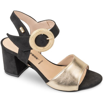 kengät Naiset Sandaalit ja avokkaat Valleverde 28251 Kulta