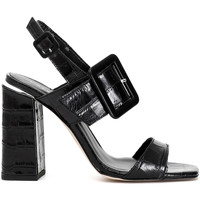 kengät Naiset Sandaalit ja avokkaat Café Noir LE126 Musta