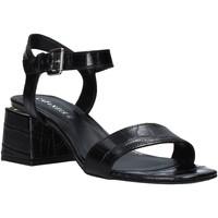 kengät Naiset Sandaalit ja avokkaat Café Noir LF121 Musta