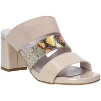 kengät Naiset Sandaalit Grace Shoes 116003 Beige