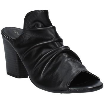 kengät Naiset Sandaalit Pregunta PF3286 Musta