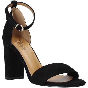 kengät Naiset Sandaalit ja avokkaat Grace Shoes 934G003 Musta