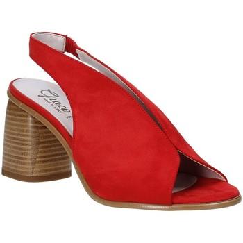 kengät Naiset Sandaalit ja avokkaat Grace Shoes 492S001 Punainen