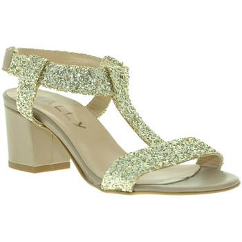 kengät Naiset Sandaalit ja avokkaat Mally 3895 Beige