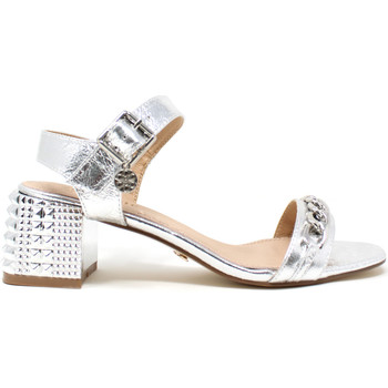 kengät Naiset Sandaalit ja avokkaat Gold&gold A19 GJ143 Hopea