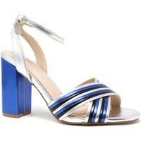 kengät Naiset Sandaalit ja avokkaat Gold&gold A19 GM166 Hopea