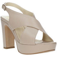 kengät Naiset Sandaalit ja avokkaat Grace Shoes JN 039 Beige