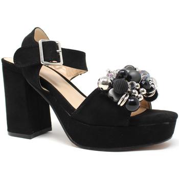 kengät Naiset Sandaalit ja avokkaat Onyx S19-SOX467 Musta
