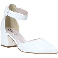 kengät Naiset Sandaalit ja avokkaat Grace Shoes 774005 Valkoinen