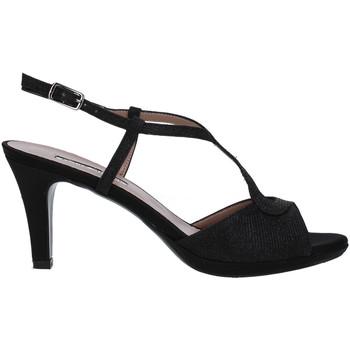 kengät Naiset Sandaalit ja avokkaat Louis Michel 5016 Musta