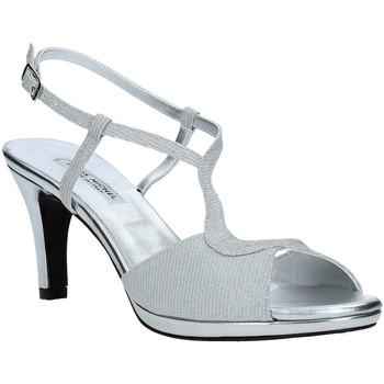 kengät Naiset Sandaalit ja avokkaat Louis Michel 5016 Hopea