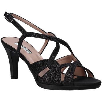kengät Naiset Sandaalit ja avokkaat Louis Michel 3054 Musta