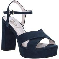kengät Naiset Sandaalit ja avokkaat Grace Shoes 492PL003 Sininen