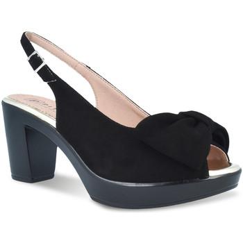 kengät Naiset Sandaalit ja avokkaat Pitillos 2901 Musta