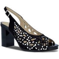 kengät Naiset Sandaalit ja avokkaat Pitillos 5581 Musta