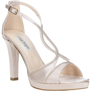 kengät Naiset Sandaalit ja avokkaat Louis Michel 5010 Vaaleanpunainen
