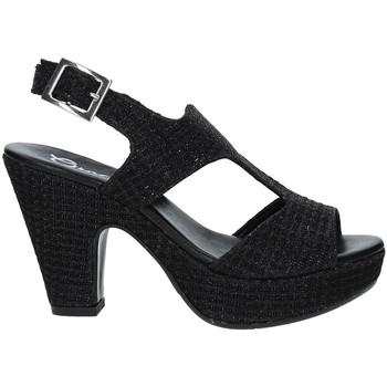 kengät Naiset Sandaalit ja avokkaat Grace Shoes SOMI Musta