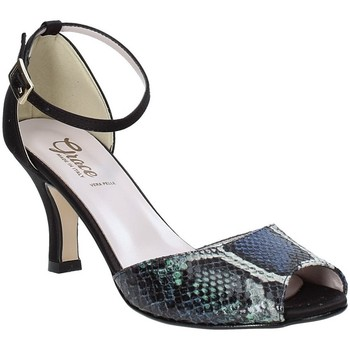 kengät Naiset Sandaalit ja avokkaat Grace Shoes 928008 Musta