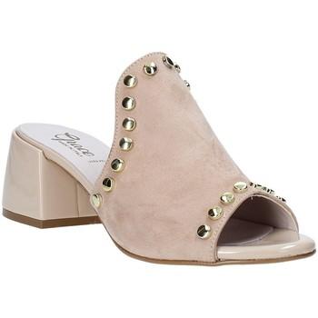 kengät Naiset Sandaalit Grace Shoes 1576006 Beige