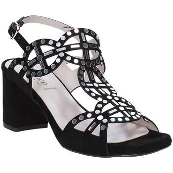 kengät Naiset Sandaalit ja avokkaat Grace Shoes 116002 Musta